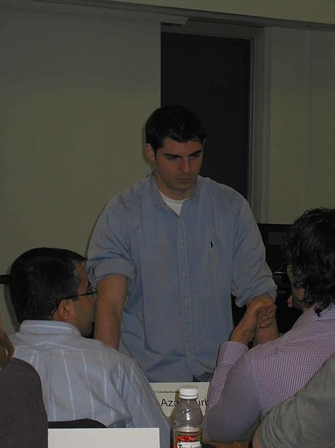 Test Prep Classroom Teaching with Manhattan Elite Prep