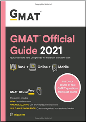 GMAT Official Guide 2021 Main Guide