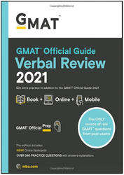 GMAT Verbal Official Guide 2021