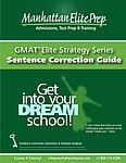 Manhattan Elite Prep GMAT Sentence Correction Guide