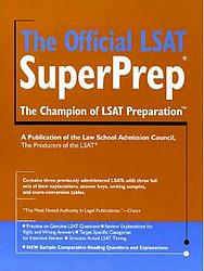 The Official LSAT SuperPrep Guidebook
