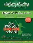 Manhattan Elite Prep GMAT Verbal Workbook