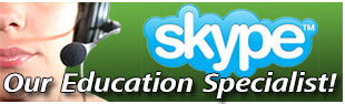 Skype Us to talk with one of our SAT/TOEFL/GMAT/GRE/LSAT Education Experts!